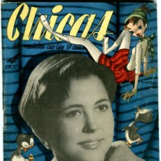 Coleccionismo de Revistas y Periódicos: CHICAS LA REVISTA DE LOS 17 AÑOS Nº 133 AÑO 1953. Lote 41965948