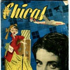 Coleccionismo de Revistas y Periódicos: CHICAS LA REVISTA DE LOS 17 AÑOS Nº 139 AÑO 1953. Lote 41966765