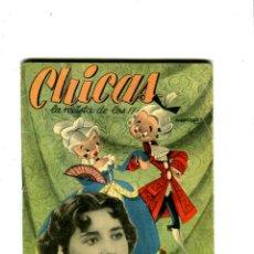 Coleccionismo de Revistas y Periódicos: CHICAS LA REVISTA DE LOS 17 AÑOS Nº 140 AÑO 1953. Lote 41967395