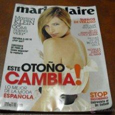 Coleccionismo de Revistas y Periódicos: REV.8/2006 MARIE CLAIRE GRAN RPTJE MARTINA KLEIN,.GOYA TOLEDO,FERRAN ADRIA,MODA ESPAÑOLA. Lote 41988349