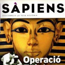 Coleccionismo de Revistas y Periódicos: REVISTA SÀPIENS, Nº40, FEBRER 2006. OPERACIÓ EGIPTE. VIATGE A L'ÈPOCA DE LES GRANS EXPEDICIONS.. Lote 41993768