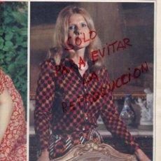 Coleccionismo de Revistas y Periódicos: DUQUESA DE ALBA 1978 HOJA REVISTA. Lote 42088304