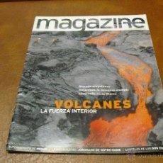 Coleccionismo de Revistas y Periódicos: REV.11/1996 MAGAZINE.- VOLCANESGRAN RPTJE. PRINCE,ROSSY PALMA,GURRAS LIBRADAS CARTELES,ROMANICO. Lote 42135754