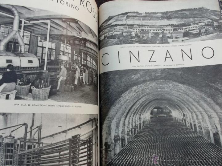Coleccionismo de Revistas y Periódicos: FASCISMO: TORINO E LAUTARCHIA, Partito Nazionale Fascista, 1939, Cubierta Nico Edel Fotografias - Foto 10 - 42186881