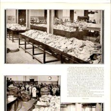 Coleccionismo de Revistas y Periódicos: AÑO 1922 RECORTE PRENSA HUELGA DE CORREOS CONSECUENCIAS EFECTOS RETRASOS. Lote 42224549