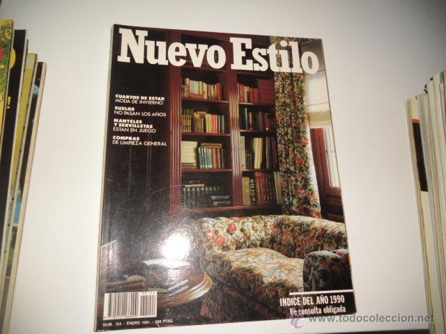 revista nuevo estilo cuartos de estar n 154 - Comprar Otras revistas ...