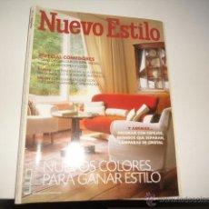 Coleccionismo de Revistas y Periódicos: REVISTA NUEVO ESTILO N 308. Lote 42249813