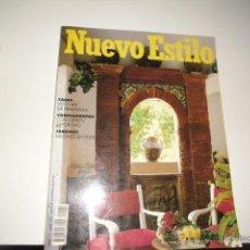 Coleccionismo de Revistas y Periódicos: REVISTA NUEVO ESTILO N 171. Lote 42250044
