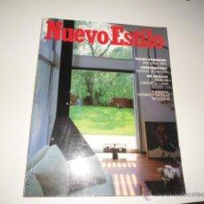 Coleccionismo de Revistas y Periódicos: REVISTA NUEVO ESTILO N 174. Lote 42250078