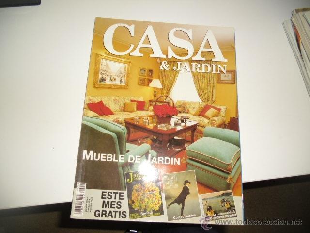 Casa jardin revista revista casa u jardin mueble de for Casa jardin revista