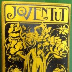 Coleccionismo de Revistas y Periódicos: REVISTA JOVENTUT. PERIODICH CATALANISTA. ANY 1901. ART CIENCIA LITERATURA. TRIADÓ. . Lote 42276730