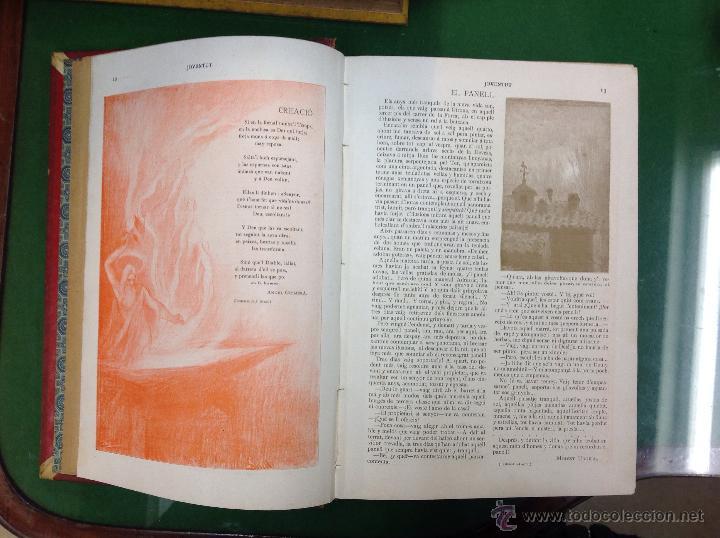 Coleccionismo de Revistas y Periódicos: REVISTA JOVENTUT. PERIODICH CATALANISTA. ANY 1902. ART CIENCIA LITERATURA. - Foto 3 - 42276861