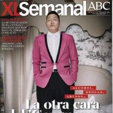 Coleccionismo de Revistas y Periódicos: REVISTA XL SEMANAL. PSY. GANGNAM STYLE. 2013 . Lote 42346659