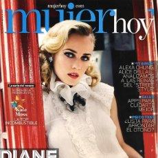 Coleccionismo de Revistas y Periódicos: REVISTA MUJER HOY. DIANE KRUGER, KATE MOSS. Lote 42346711