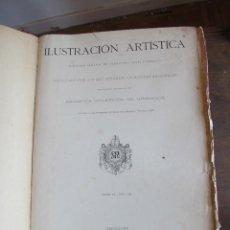 Coleccionismo de Revistas y Periódicos: REVISTA ILUSTRACIÓN ARTÍSTICA 1887. Lote 42367669