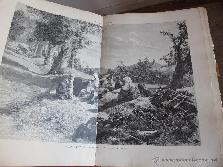 Coleccionismo de Revistas y Periódicos: Revista Ilustración Artística 1887 - Foto 8 - 42367669