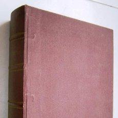 Coleccionismo de Revistas y Periódicos: TOMO ENCUADERNADO DE REVISTAS BLANCO Y NEGRO DEL AÑO 1904. Lote 42424901