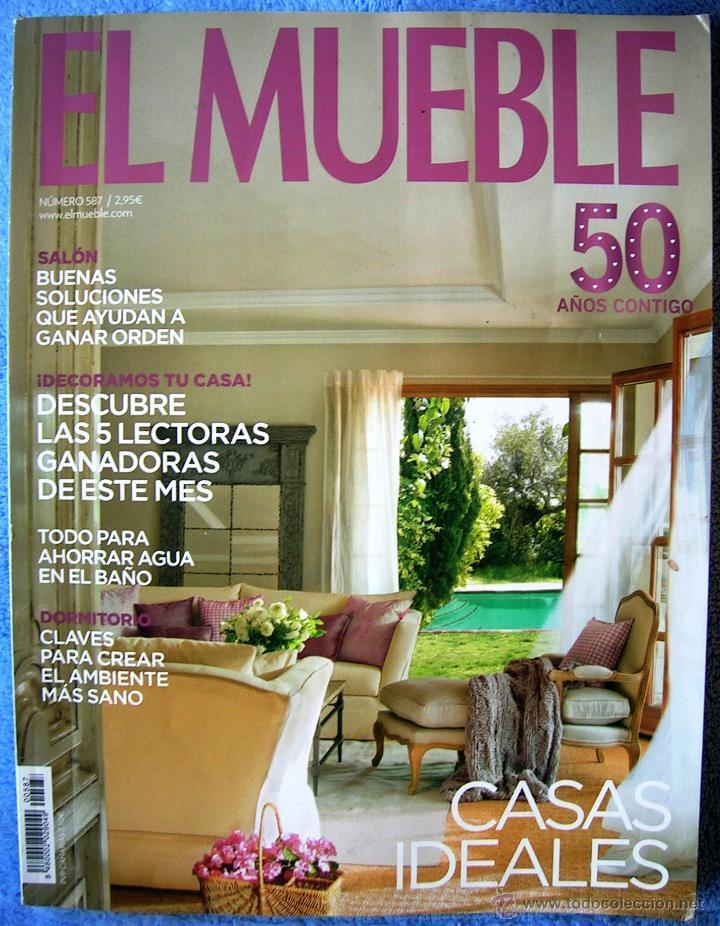 Revista el mueble n 587 50 a os casas ideal comprar for El mueble online