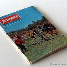 Coleccionismo de Revistas y Periódicos: JOVENES,REVISTA MENSUAL DE LA JUVENTUD Nº 116 NOV 1960,PELE,EL PAJARO AZUL,MARIA MATRICULA DE BILBAO. Lote 42621983