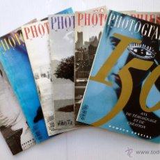 Coleccionismo de Revistas y Periódicos: REVISTA DE FOTOGRAFIA. PHOTOGRAPHIES MAGAZINE.. Lote 42730395