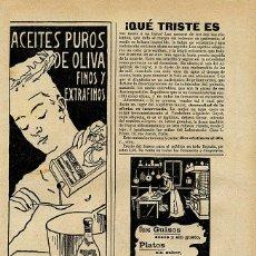 Coleccionismo de Revistas y Periódicos: ESPAÑA 1909 INSTITUTO POLITECNICO HOJA REVISTA. Lote 42828145
