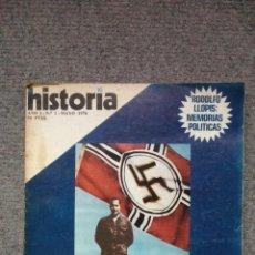 Coleccionismo de Revistas y Periódicos: REVISTA Nº1 'HISTORIA 16' (MAYO 1976). Lote 42923034