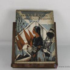 Coleccionismo de Revistas y Periódicos: D-385. PUEBLOS DE ESPAÑA POBLES DE CATALUNYA. JORGE PANDO. AÑO IV.. Lote 42956053
