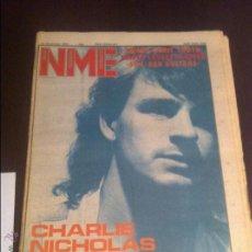 Coleccionismo de Revistas y Periódicos: REVISTA PERIÓDICO NME. NEW MUSICAL EXPRESS. 24 NOVIEMBRE 1983.. Lote 42998903