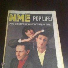 Coleccionismo de Revistas y Periódicos: REVISTA PERIÓDICO NME. NEW MUSICAL EXPRESS. 22 NOVIEMBRE 1983.. Lote 42998906