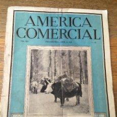 Coleccionismo de Revistas y Periódicos: REVISTA AMERICA COMERCIAL - FILADELFIA, ABRIL DE 1924 - INTERESANTES ANUNCIOS - EN ESPAÑOL. Lote 43076273