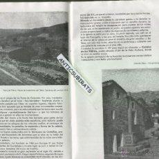 Coleccionismo de Revistas y Periódicos: REVISTA AÑO 1959 VALLE DEL TIETAR GUISANDO ARENAS DE SAN PEDRO SIERRA DE GREDOS PIEDRALAVES. Lote 43099743