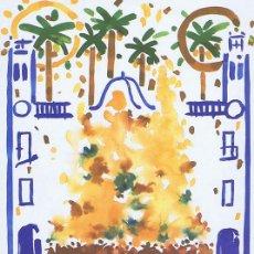 Coleccionismo de Revistas y Periódicos: PROGRAMA OFICIAL FOGUERES DE SANT JOAN. HOGUERAS DE SAN JUAN - ALICANTE DEL 20 AL 29 DE JUNIO 1988 -. Lote 44666152