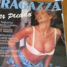 Coleccionismo de Revistas y Periódicos: RAGAZZA. Lote 43155313