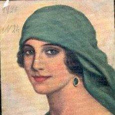 Coleccionismo de Revistas y Periódicos: REVISTA BLANCO Y NEGRO, REVISTA DE ACTUALIDAD, Nº 1830, 13-06-1926. Lote 43156976