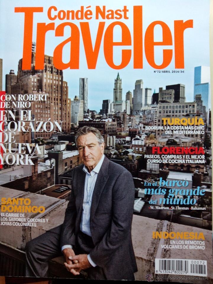 Coleccionismo de Revistas y Periódicos: LOTE DE 3 REVISTAS TRAVELER Nº 70,71 Y 72 / FEBRERO / MARZO Y ABRIL DE 2014 - Foto 2 - 43229926
