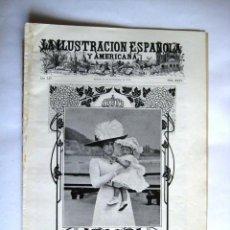 Coleccionismo de Revistas y Periódicos: ILUSTRACION ESPAÑOLA Y AMERICANA. 1910. .. Lote 43257715