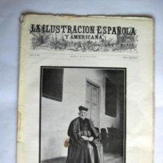 Coleccionismo de Revistas y Periódicos: ILUSTRACION ESPAÑOLA Y AMERICANA. 1913. .. Lote 43257823