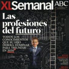 Coleccionismo de Revistas y Periódicos: REVISTA XL SEMANAL. LOS PROFESIONALES DEL FUTURO. KILIE MINOGUE. DAVID BISBAL. 2014. Lote 43374618