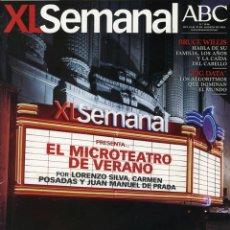 Coleccionismo de Revistas y Periódicos: REVISTA XL SEMANAL. BRUCE WILLIS. 2013. Lote 43375474