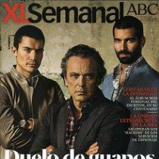 Coleccionismo de Revistas y Periódicos: REVISTA XL SEMANAL. JOSÉ CORONADO, RUBÉN CORTADA, ALEX GONZÁLEZ. EL PRINCIPE. 2014. Lote 43376062