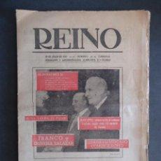 Coleccionismo de Revistas y Periódicos: 'REINO' Nº1 A Nº 4(1957) + Nº 8(1958) REVISTA DE LA ASOCIACION AMIGOS DE MAEZTU . Lote 43404307