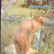 Coleccionismo de Revistas y Periódicos: ATREVIDA ESPECIAL 62 PAGINAS Nº 1 , ROSA VALENTI, VERONICA MIRIEL, HELGA LINE, CHARO LOPEZ. Lote 43414759