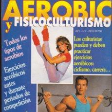 Coleccionismo de Revistas y Periódicos: REVISTA LIBRO DOBLE Y SUPER ESPECIAL AEROBIC Y FISICOCULTURISMO. Lote 43467476
