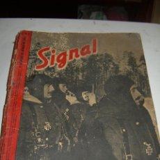 Coleccionismo de Revistas y Periódicos: SIGNAL REVISTA Nº5 MARZO 1943. Lote 43491531