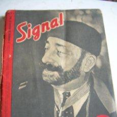 Coleccionismo de Revistas y Periódicos: SIGNAL REVISTA Nº6 MARZO 1943. Lote 43491568