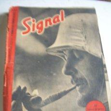 Coleccionismo de Revistas y Periódicos: SIGNAL REVISTA Nº3 FEBRERO 1942. Lote 43491650