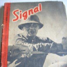 Coleccionismo de Revistas y Periódicos: SIGNAL REVISTA Nº6 MARZO 1942. Lote 43491678