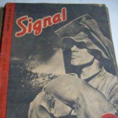 Coleccionismo de Revistas y Periódicos: SIGNAL REVISTA Nº7 ABRIL 1942. Lote 43491702