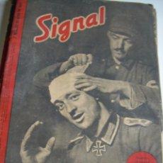 Coleccionismo de Revistas y Periódicos: SIGNAL REVISTA Nº8 ABRIL 1942. Lote 43491737