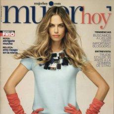 Coleccionismo de Revistas y Periódicos: REVISTA MUJER HOY. MARTINA KLEIN, TRUDIE STYLER, NAOMI HARRIS. 2014. Lote 43615186